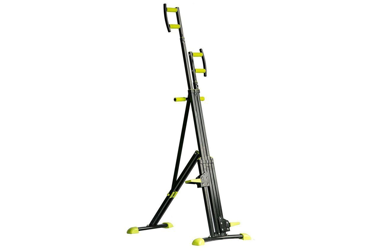 picture of a vertical climber