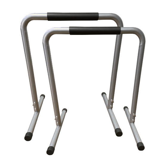 Picture of a pair of individual parallel bars