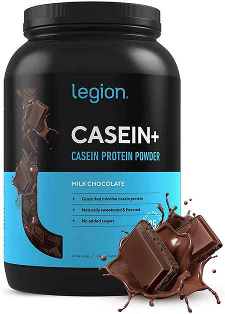 Casein poweder for teenagers from Legion