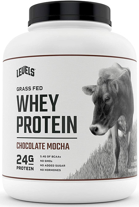 Levels whey protein powder for teens
