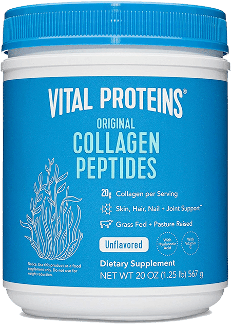 Tub of Vital Proteins' Collagen Peptides